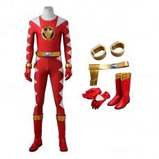 Bakuryuu Sentai Abaranger Costume Bakuryuu Sentai Abaranger Ryouga Cosplay Costume