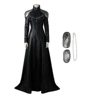 Cersei Lannister Costume Game Of Thrones Season 7 Cosplay Costume