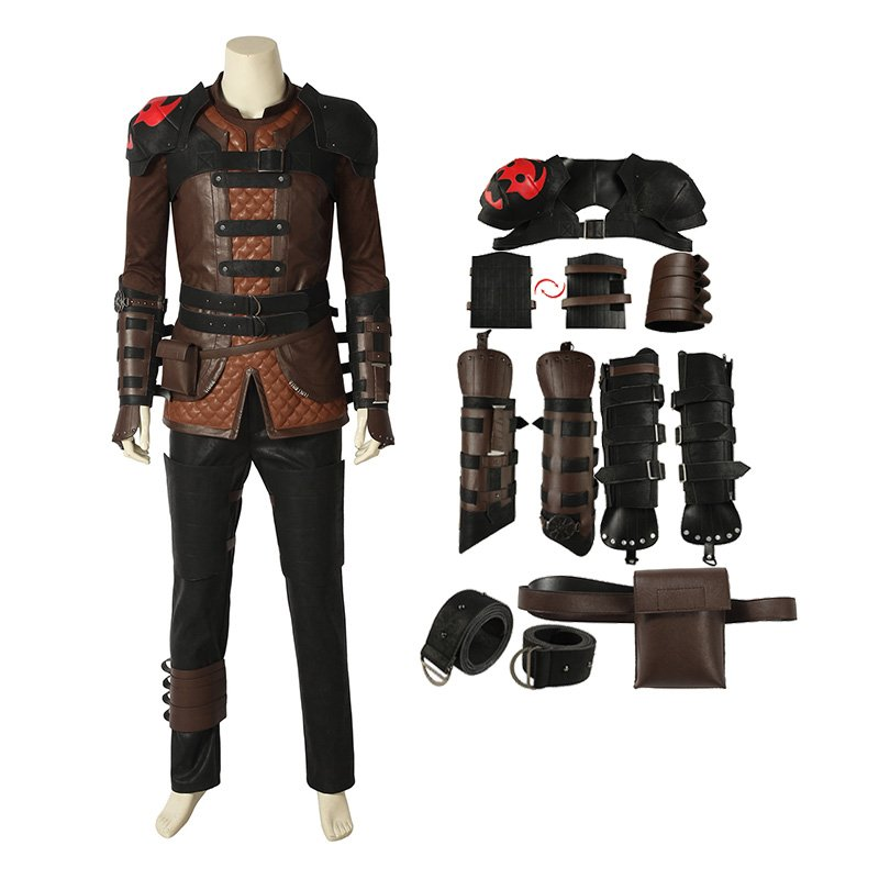 Hiccup Costumes How To Train Your Dragon 3 Hiccup Cosplay Costume