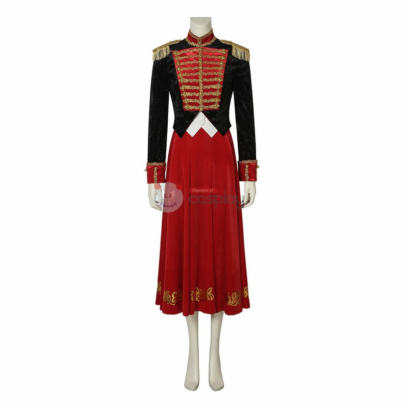 Clara Cosplay Costume The Nutcracker And The Four Realms Costumes