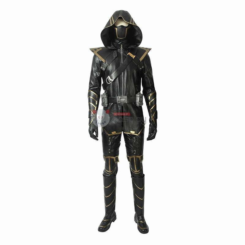 Hawkeye Costume Avengers Endgame Clinton Barton Ronin Cosplay Costumes
