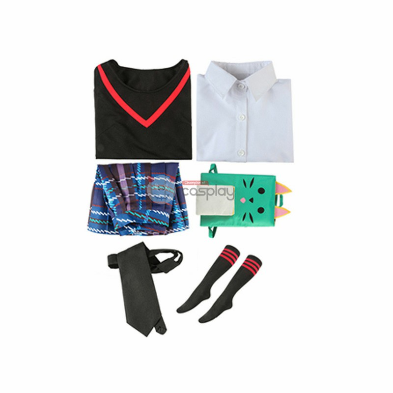 Peni Parker Costume Spider-Man Into the Spider-Verse Cosplay Costumes