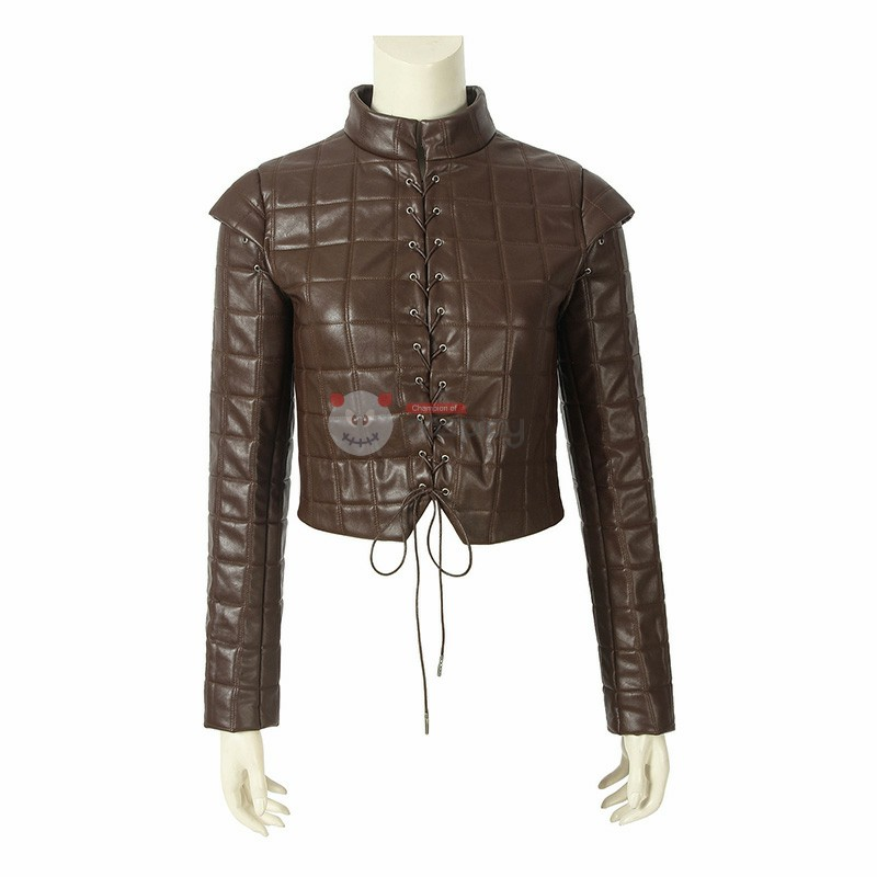 Arya Stark Costume Game of Thrones 8 Cosplay Costume