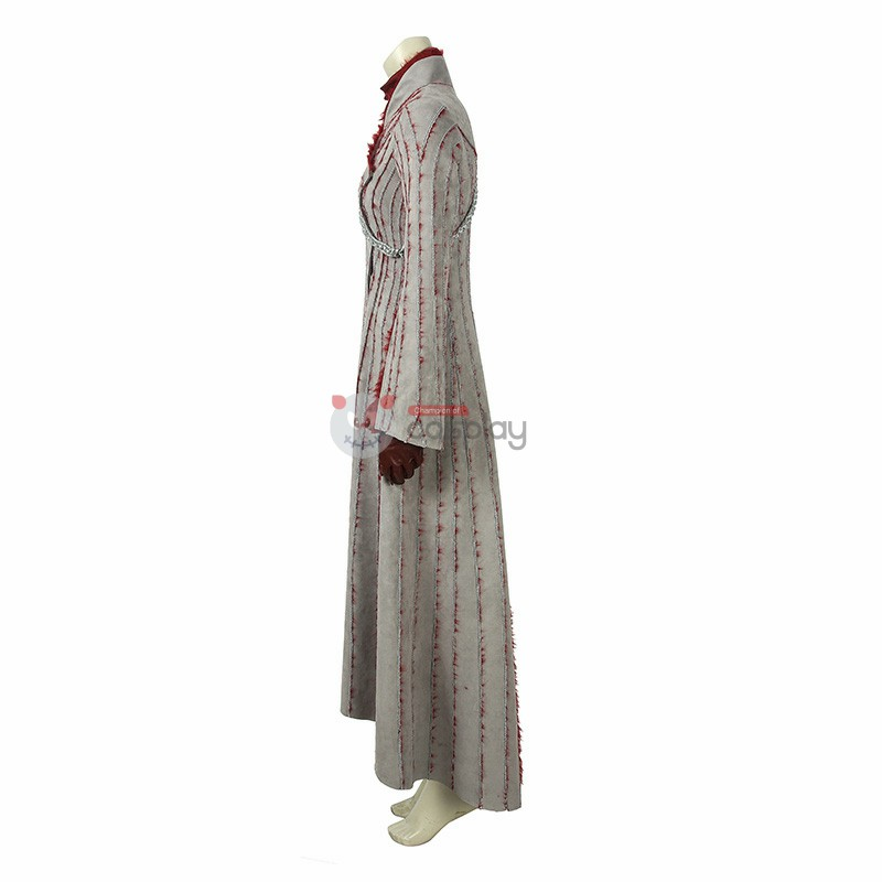Mother Of Dragons Costume Game Of Thrones 8 Daenerys Targaryen Cosplay Costume