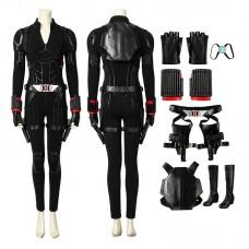 Black Widow Costume Avengers Endgame Natasha Romanoff Cosplay Costume Upgraded Version