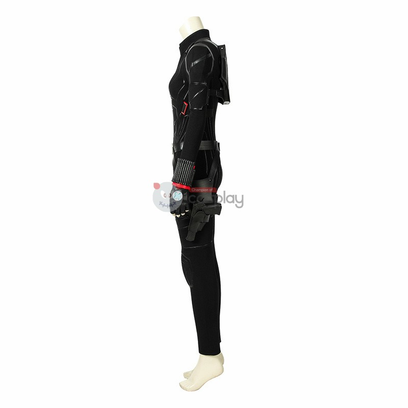 Black Widow Costume Avengers Endgame Natasha Romanoff Cosplay Costume Upgraded Version