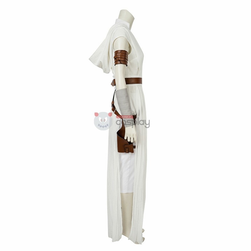 Rey Costume Star Wars 9 The Rise Of Skywalker Rey Cosplay Costume