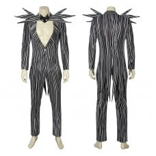 Jack Skellington Costumes The Nightmare Before Christmas Cosplay Costumes