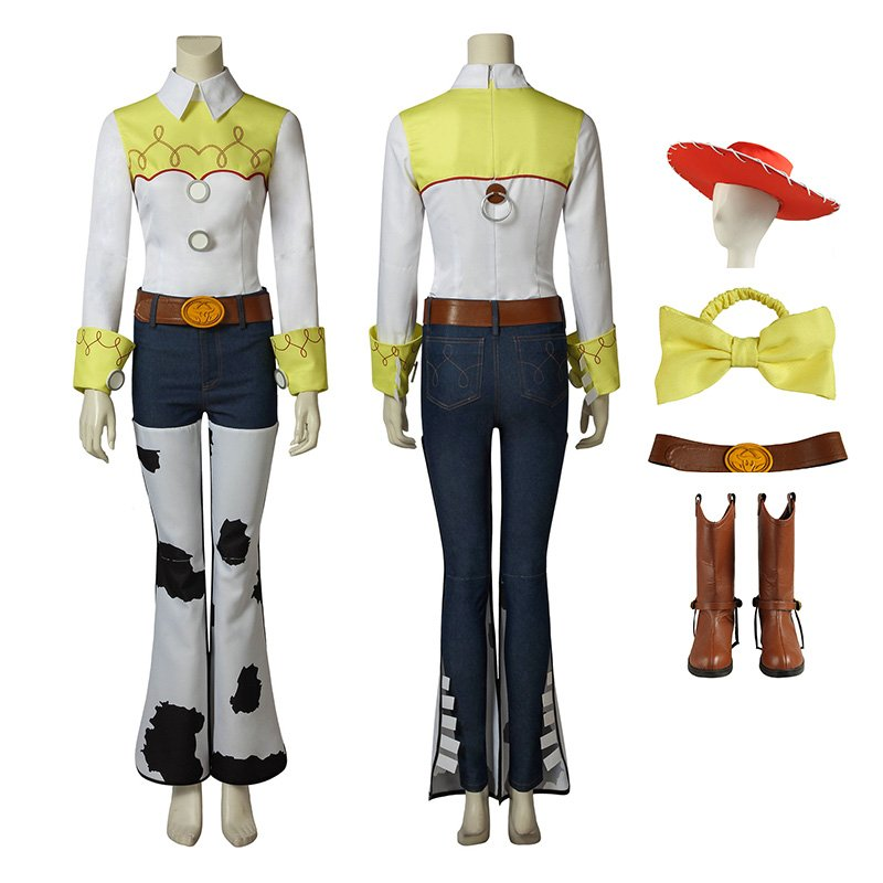 Jessie Costume Toy Story Cosplay Costumes