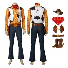 Woody Costume Toy Story Cosplay Costumes