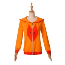 June Bailey Costumes Wonder Park Hoodies Jacket Cosplay Costumes