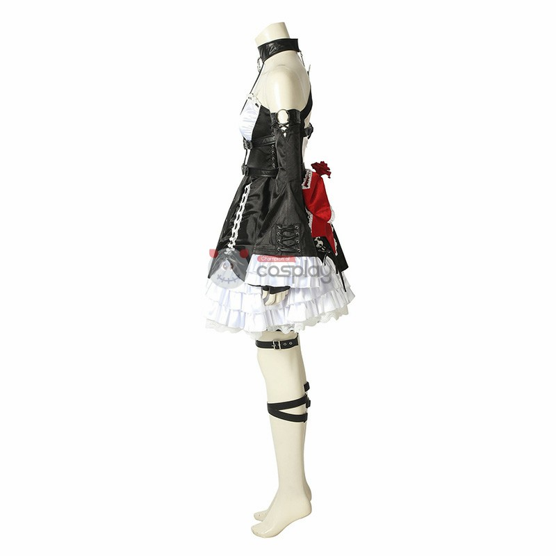 Marie Rose Costume Dead Or Alive 6 Marie Rose Cosplay Costumes