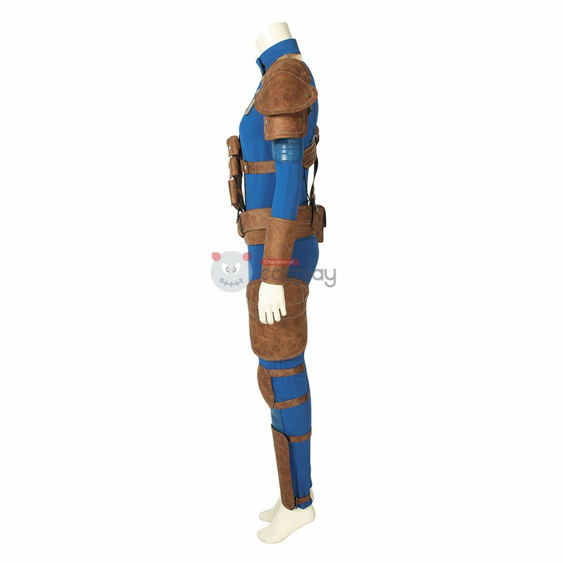 FALLOUT 76 Costume Full Suit Outfit Women Cosplay Costume