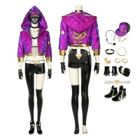 Akali Costumes League Of Legends LOL Kda Cosplay Costumes