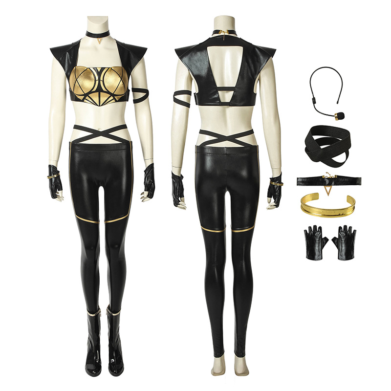 Kai Sa Costumes League Of Legends LOL Kda Cosplay Costumes