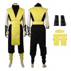 Scorpion Costume Mortal Kombat X Cosplay Costumes