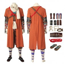 Sekiro Costumes Sekiro-Shadows Die Twice One-Armed Wolf Cosplay Costumes
