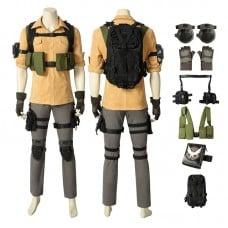 Aaron Keener Costumes Tom Clancys The Division Cosplay Costumes