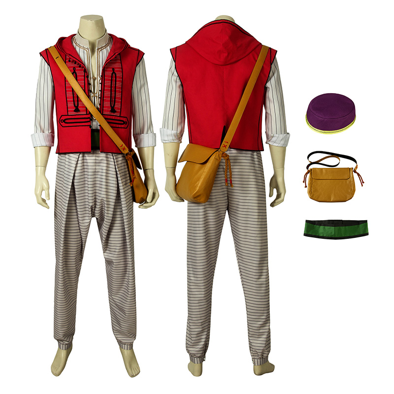 Aladdin Costumes 2109 Movie Aladdin Costumes Cosplay