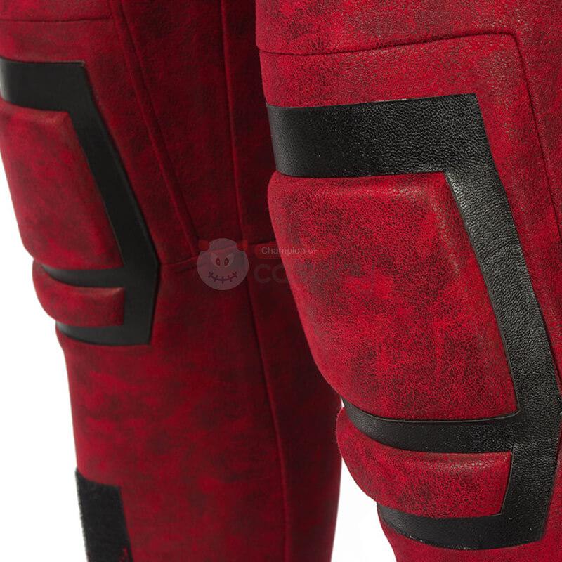 Deadpool 2 Costume Wade Wilson Deadpool Cosplay Costume Full Set