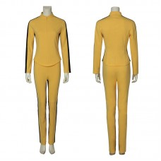 KILL BILL The Bride Cosplay Costume
