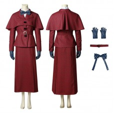 Mary Costume Mary Poppins Cosplay Costume