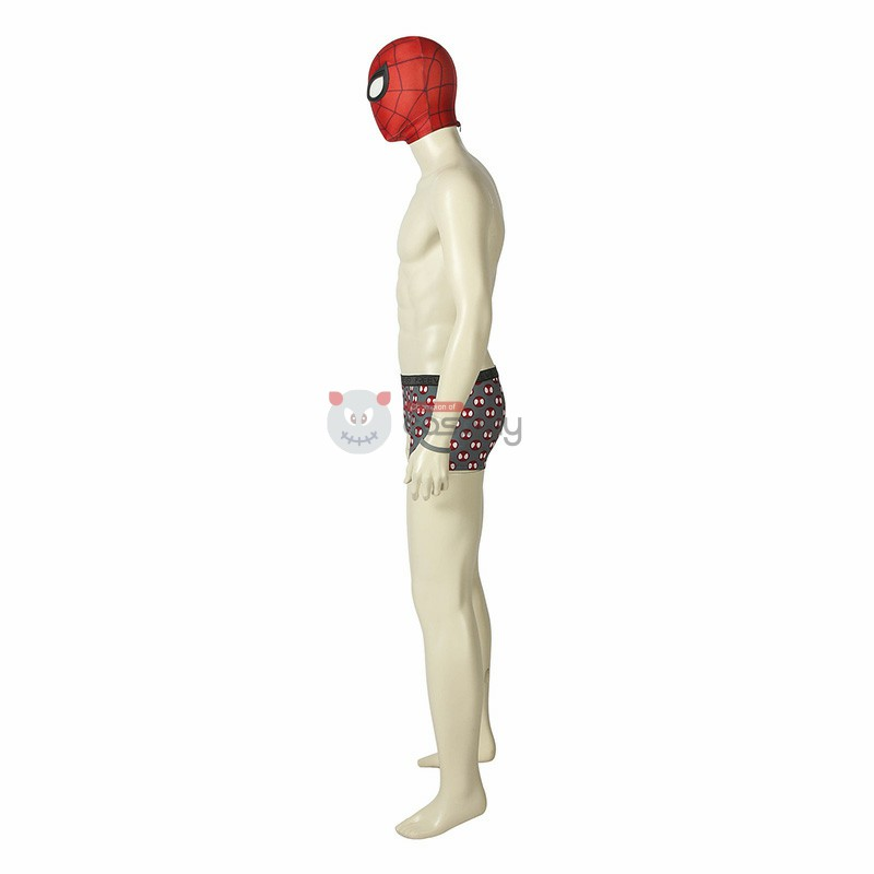 Peter Parker Costume Spider-Man PS4 Undies Cosplay Costume