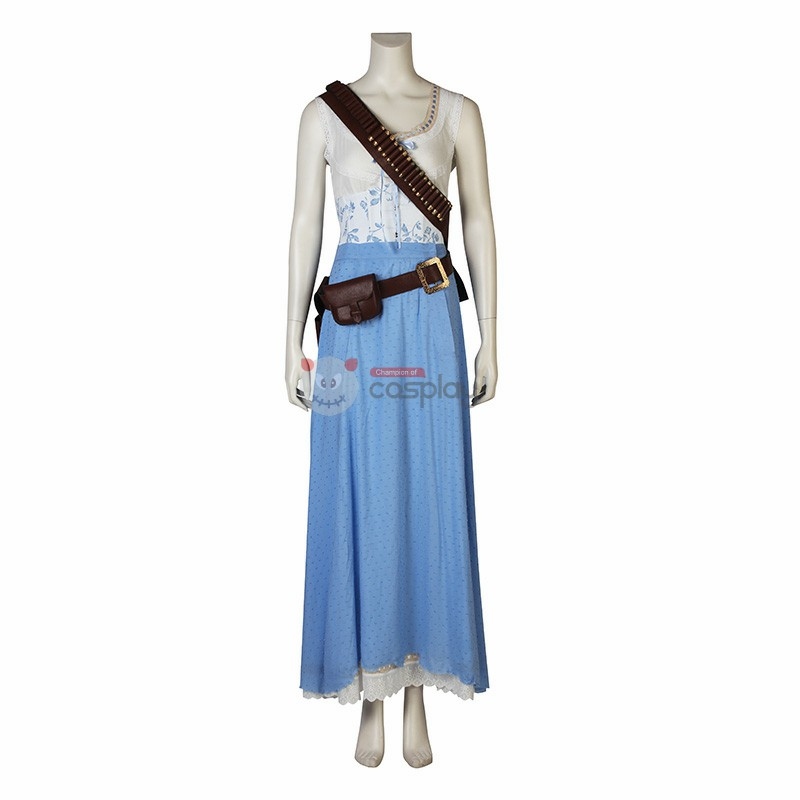 Dolores Abernathy Costume Westworld Season 2 Cosplay Costume