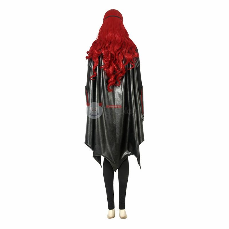 Batwoman Kate Kane Costume Batwoman Cosplay Costumes