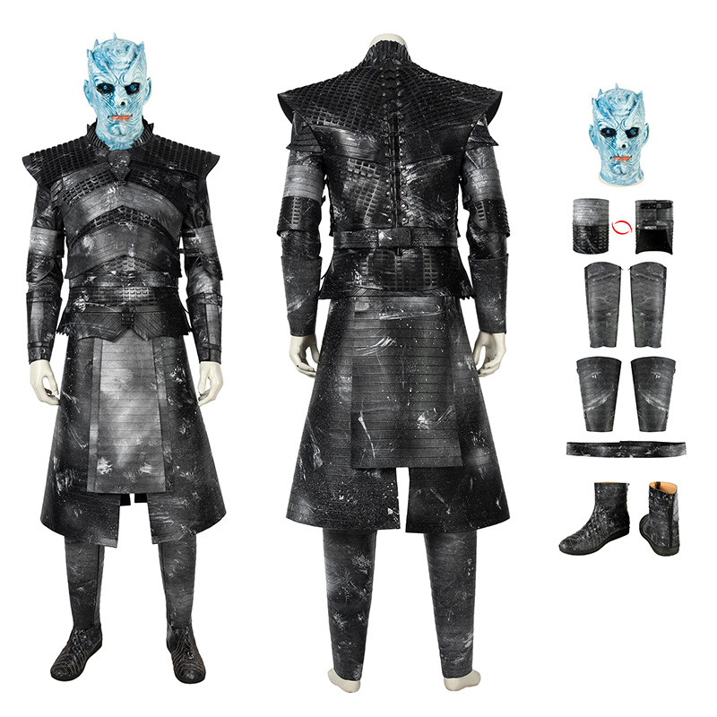 NightS King Costume Game Of Thrones A Song Of Ice And Fire Cosplay Costume