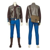 Finn Costume Star Wars The Rise Of Skywalker Cosplay Costume