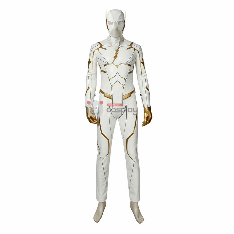 Godspeed Costumes The Flash 5 Cosplay Costumes Full Set
