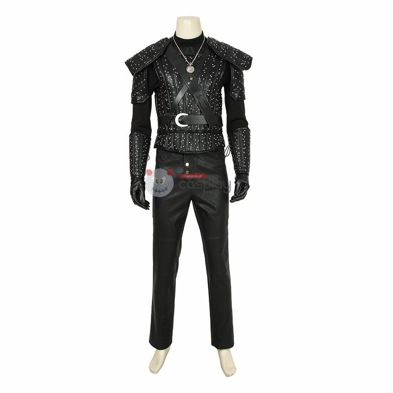 Geralt Of Rivia Costumes The Witcher Cosplay Costumes