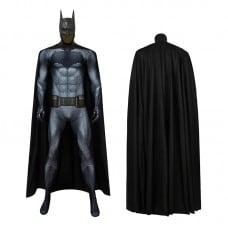 Batman Bruce Wayne Costume Batman V Superman Dawn Of Justice Cosplay Costume