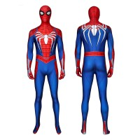 Spider-Man PS4 Costume Marvel's Spider-Man Cosplay Costumes
