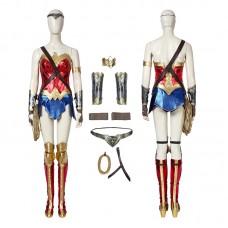 Diana Prince Costume DC Wonder Woman 2 1984 Cosplay Costumes Full Set