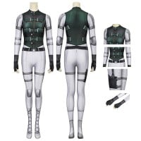 Yelena Belova Jumpsuit Black Widow 2020 Cosplay Costume