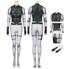 Yelena Belova Jumpsuit Black Widow 2020 Cosplay Costume