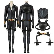 Natasha Romanoff Jumpsuit 2020 Black Widow Cosplay Costumes