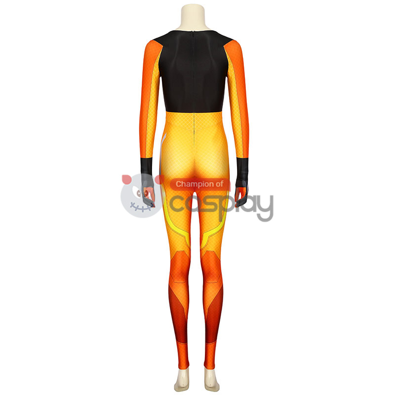 Tracer Costumes Overwatch 2 Lena Oxton Cosplay Costume