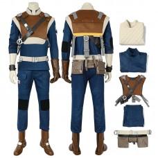 Cal Kestis Costumes Star Wars Jedi Fallen Order Cosplay Costume