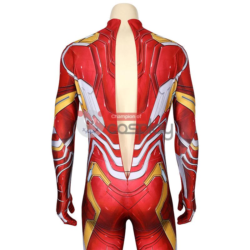 Iron Man Jumpsuit Marvel Avengers Iron Man Tony Stark Cosplay Costume