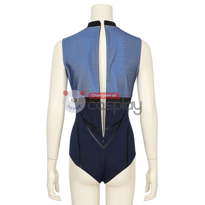 Valorant Jett Halloween Outfit Cosplay Costume