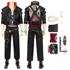 Jackie Welles Costume Cyberpunk 2077 Cosplay Suit