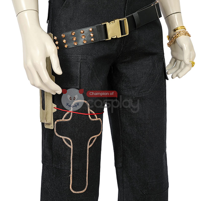 Jackie Welles Costume Cyberpunk 2077 Cosplay Suit