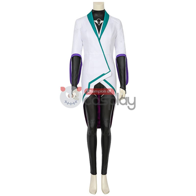 Valorant Sage Game Cosplay Costume