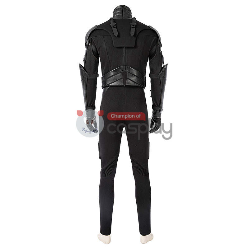 The Boys Season 2 Cosplay Costume Black Noir Suit