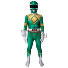 Ready To Ship for Kids Green Ranger Cosplay Costume