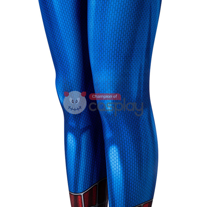 Female Spiderman Tobey Maguire Jumpsuit Spider Man Cosplay Suit