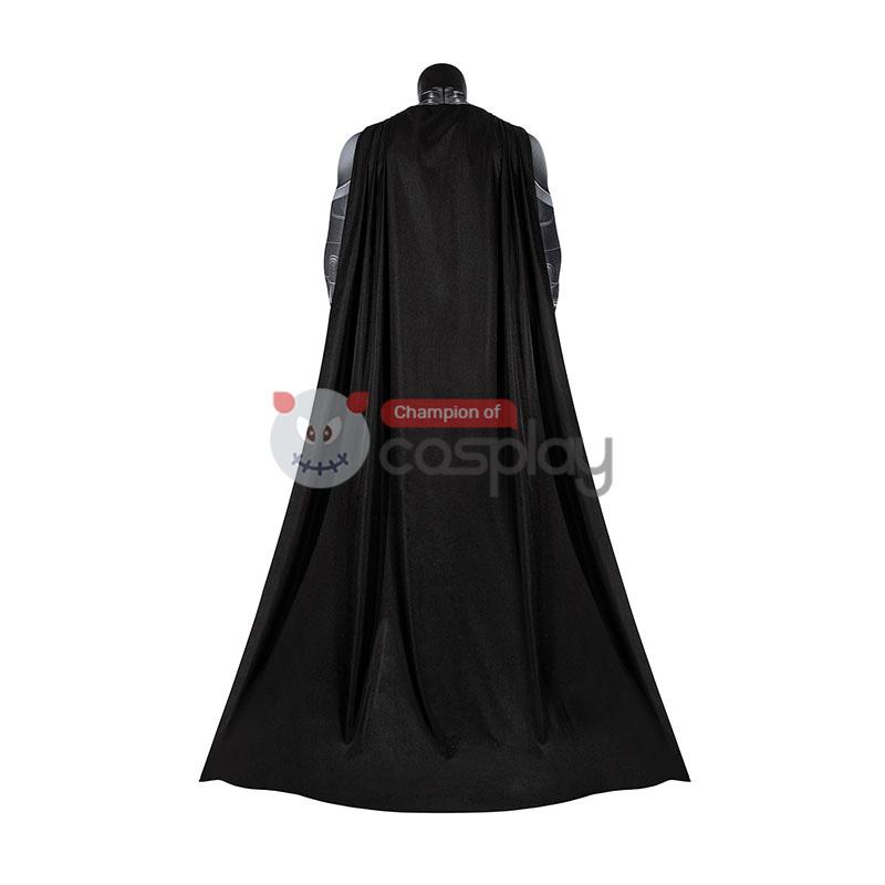 The Dark Knight Rises Bruce Wayne Cosplay Costume Batman Jumpsuit